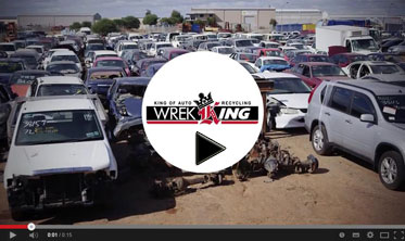 Wrek King Commercial Take a Look Around